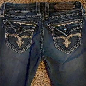 Rock Revival Bootcut jeans size 27